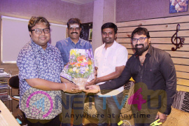 imman celebrates his birthday still