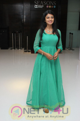 Indian Film Actress Anandhi Exclusive Images