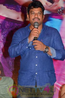 Jakkanna Movie Platinum Disc Function Attractive Photos Telugu Gallery