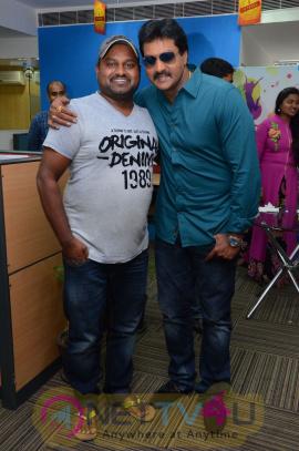 Jakkanna Movie Team At Radio City 91.1 Photos & Mannara Chopra Lovely Stills