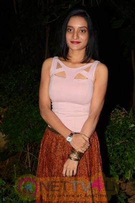 Janani Reddy Pics At Lakshmi Devi Samarpinchu Nede Chudandi Audio Launch Telugu Gallery