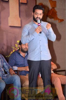Janatha Garage Thanks Meet Exclusive Photos Telugu Gallery