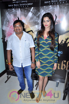 Javed Ali At Sambhu Album Song Recording Dazzling Photos