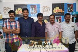Jayammu Nischayammu Raa Movie Press Meet Images Telugu Gallery