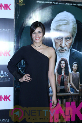Juhi Chawla,Rahul Bose,Taapsee Pannu & Dino Morea At Special Screening Of Film Pink Photos
