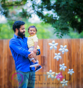 Jr. NTR Son Abhay Latest Photos