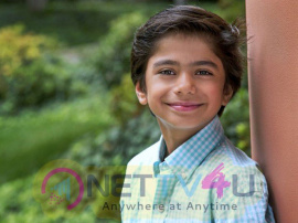 Jungle Books Mowgli Comes Home Neel Sethi To Kick Start His International Tour From India Stills