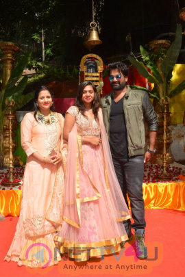 Kalahasti Telugu Movie Opening Gorgeous Photos
