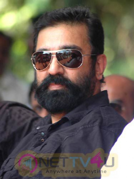 Kamal Haasan With Beard Exclusive Collection