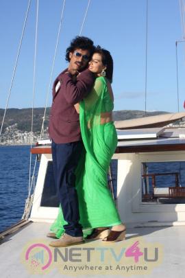 Kannada Super Star Upendra Starrer Telugu Movie Brahmana Dazzling Photos Telugu Gallery