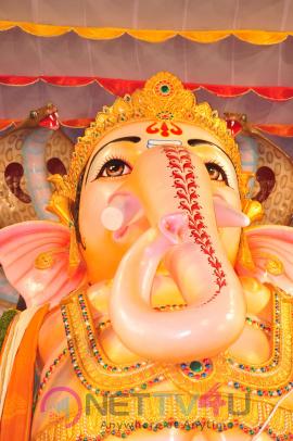 Khairatabad Ganesh Attractive Photos Telugu Gallery