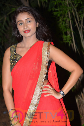 Kiran Chetwani Photos At Lakshmidevi Samarpinchu Nede Chudandi Music Launch Telugu Gallery