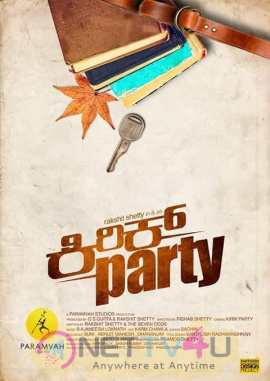 Kirik Party Kannada Movie Working Stills And Posters Kannada Gallery