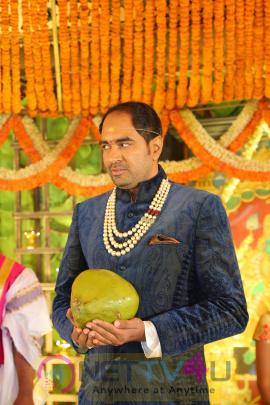 Krish & Ramya Marriage Lovely Pictures Telugu Gallery