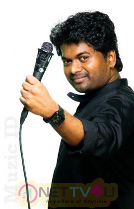 Kalaipuli S Thanu Appreciates Debutant Music Director Ishan Dev Handsome Photos