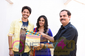 Kalyan Cine Creations New Film Opening Images Telugu Gallery