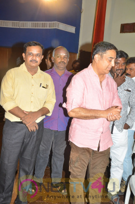 Kamal At Film News Anandhan Photo Opening Ceremony Stills Tamil Gallery
