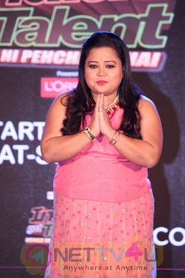 Karan Johar And Kirron Kher At The Launch Of India Got Talent Photos Hindi Gallery