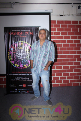 Kashish Film Festival 2016 With Hansal Mehta Attractive Photos Hindi Gallery