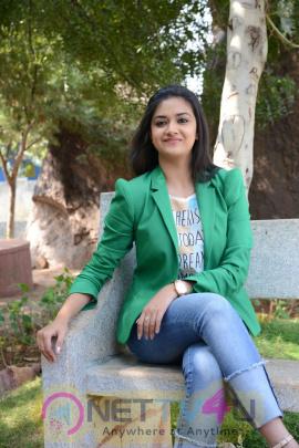 keerthi suresh malayalam film actress stills 35