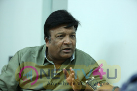 Tollywood Producer Kona Venkat Interview Photos