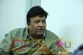 Tollywood Producer Kona Venkat Interview Photos
