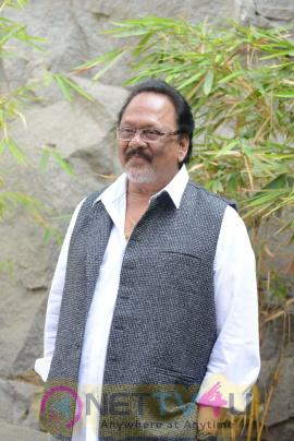 Krishnam Raju Birthday Interview Photos