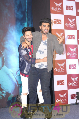 Launch Of An Exciting New Season Of Style Inc With Arjun Kapoor & Varun Dhawan Stunning Photos Hindi Gallery