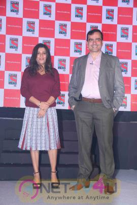 Launch Of English Movie Channel Sony Le Plex HD With Community Ambassador Zoya Akhtar Images Hindi Gallery