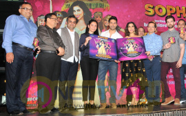 Launch Of Sophie Choudry New Song Sajan Main Nachungi With Varun Dhawan Stills Hindi Gallery