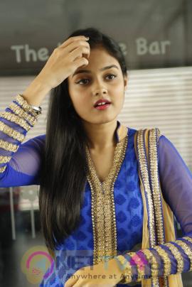 Latest Photos Of Actress Pragathi From Basthi Movie