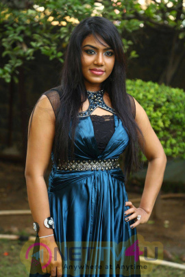 Latest Photos Of Actress Risha At Thagaval Movie Audio Launch