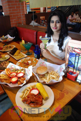 latest photos of actress shamili at chilirs american grill and bar launch