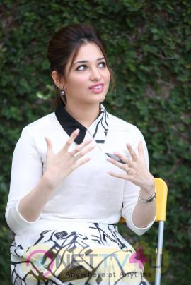 latest photos of actress tamanna at baahubali movie interview 20