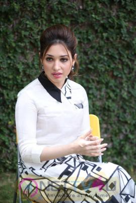 latest photos of actress tamanna at baahubali movie interview 21