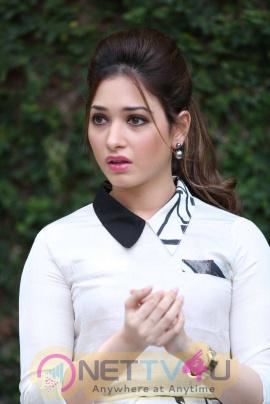 latest photos of actress tamanna at baahubali movie interview 22