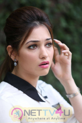 latest photos of actress tamanna at baahubali movie interview 27