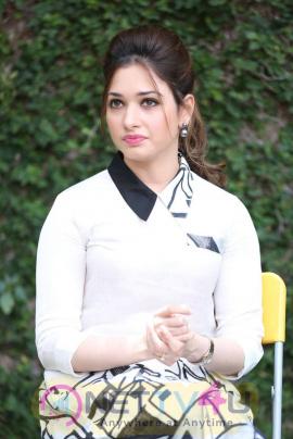 latest photos of actress tamanna at baahubali movie interview 28