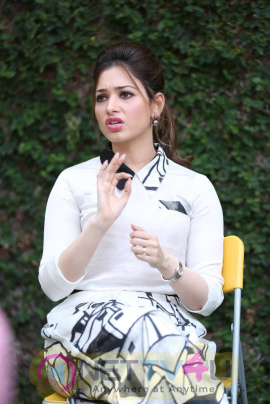 latest photos of actress tamanna at baahubali movie interview 31