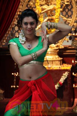 Latest Stills From Chandrika Movie