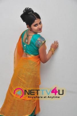 latest stills of actress aishwarya at andala chandamama press meet 16