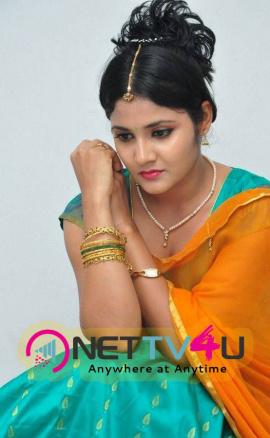 latest stills of actress aishwarya at andala chandamama press meet 21