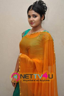 latest stills of actress aishwarya at andala chandamama press meet 23