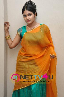 latest stills of actress aishwarya at andala chandamama press meet 31