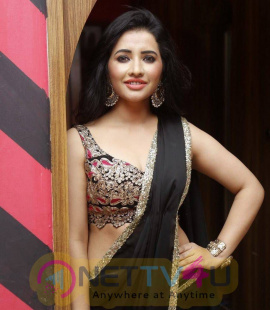 latest stills of actress niir arora at haveli coffee shop opening 30