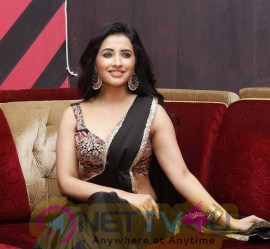 latest stills of actress niir arora at haveli coffee shop opening 34