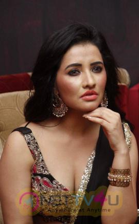 latest stills of actress niir arora at haveli coffee shop opening