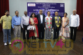 Latin American Film Festival Inauguration Stills English Gallery