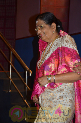 Legendary Playback Singer P Susheela Press Meet Stills Tamil Gallery
