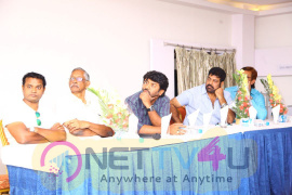 love cheyyala vadda first look launch photos 4